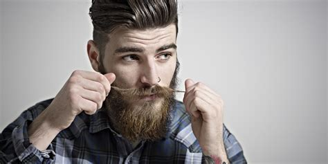 30 best bearded styles and hair looks for men