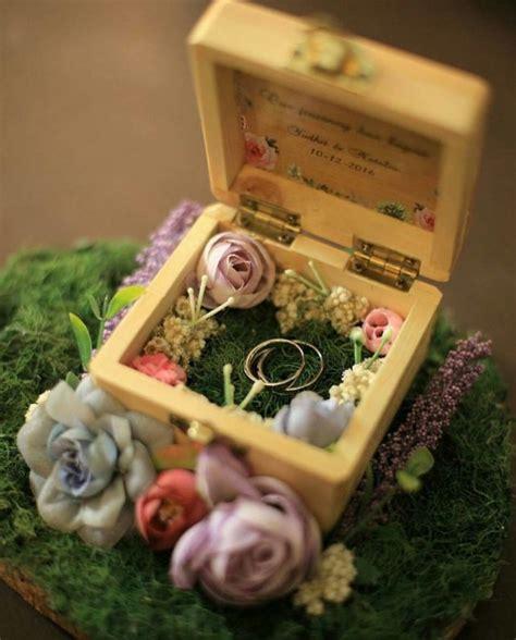 Kotak Cincin 11 inspirasi kotak cincin kawin unik karena nggak jadi