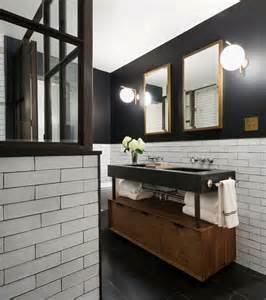 Superior Salle De Bain Blanche Et Bois #1: Couleur-salle-de-bain-tendance-design-dcor-aid.jpg