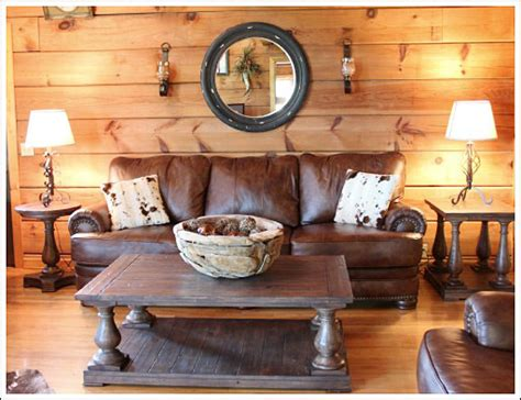 Log Home Interior Decorating Ideas log home decorating ideas before and after photos