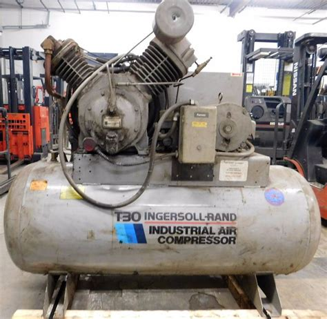 ingersoll rand  industrial air compressor jb