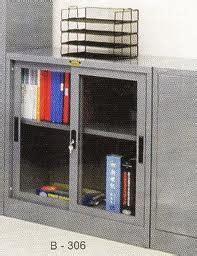 Lemari Arsip B 206 cupboard sliding type b 306