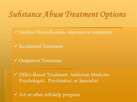 Detox Substance Abuse Treatment Plan by Competency Ii Screening And Intervention Of Ppt