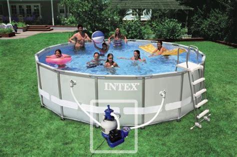 piscine tubulaire pas cher 859 piscine hors sol ultra frame 248 5 49 m h 1 32 m intex