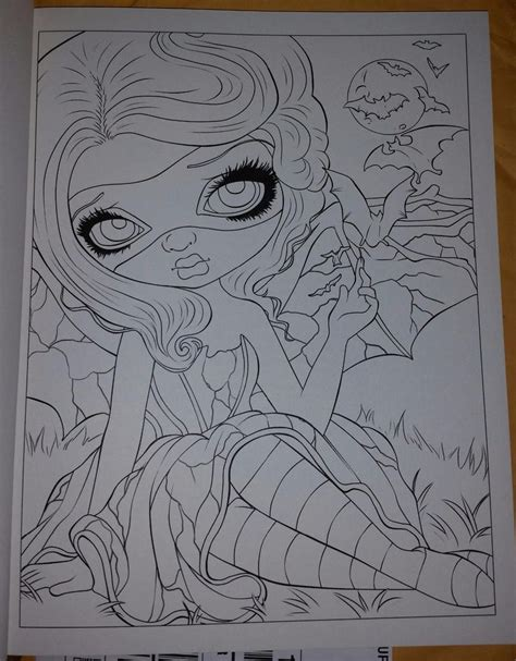 jasmine becket griffith coloring book 1000 images about coloring 3 on coloring books coloring for adults and coloring pages