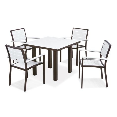 High Table And Chair Set by High Resolution Polywood Dining Sets 1 5 Dining