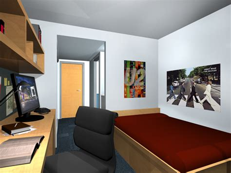Basic Floor Plan accommodations lakehead university