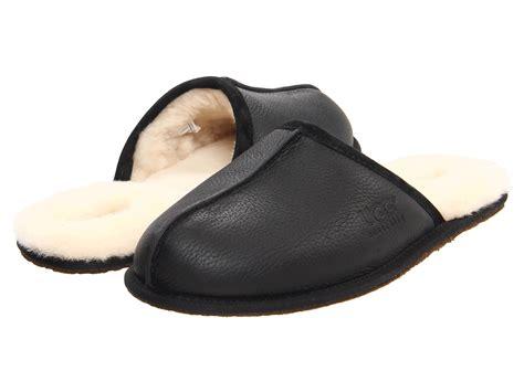 zappos slippers ugg scuff black elk zappos free shipping both ways