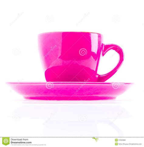 color cup pink color cup plate stock images 3 331 photos