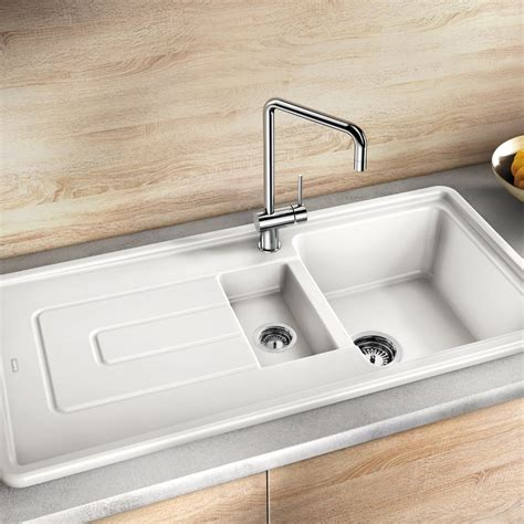 Ceramic Inset Sink by 38 Inset Ceramic Kitchen Sinks Clearwater Sonnet