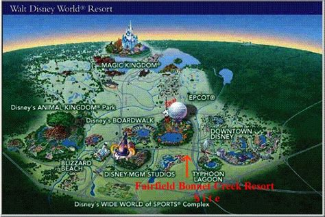 el magic resort map part 2 disney world florida เด กแลกเปล ยน