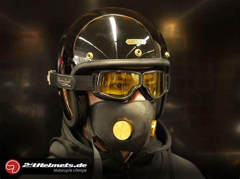 motorcycle helmet accessories helmet spares hedon mask hannibal brunhedon helmet goprocompetitive price p 45 hedon leather mask quot hannibal quot black toxic brass