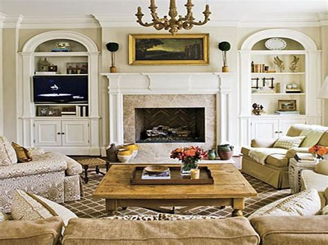 living room designs  fireplaces image