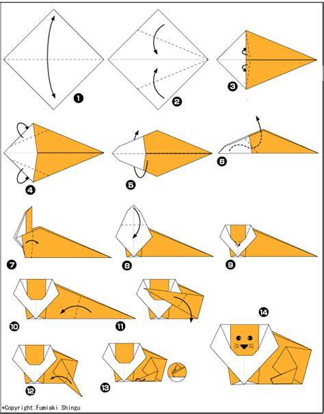 Origami Pets -