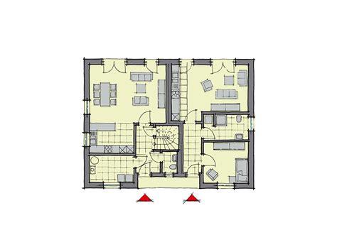 Grundriss Eg Einfamilienhaus by Einfamilienhaus Lugano Mit Einliegerwohnung Gussek Haus