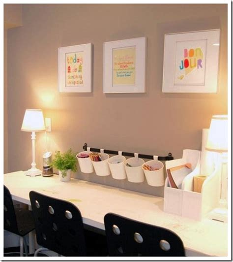 homework station ideas 15 homework station ideas sand and sisal