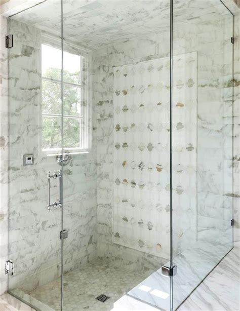 Tiles For Bathroom Showers Arabesque Shower Tiles Design Ideas