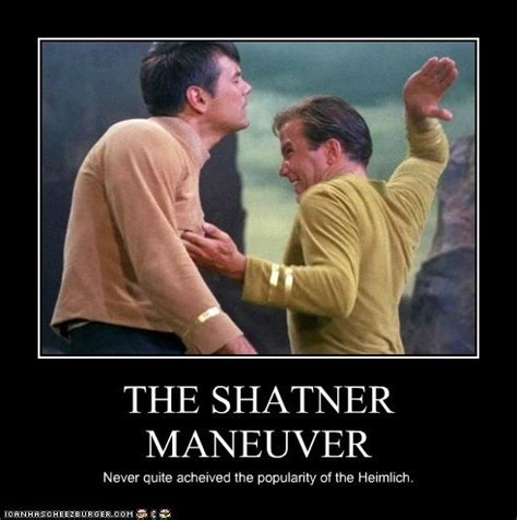 Star Trek Captain Kirk Meme - 85 best images about star trek humor on pinterest star