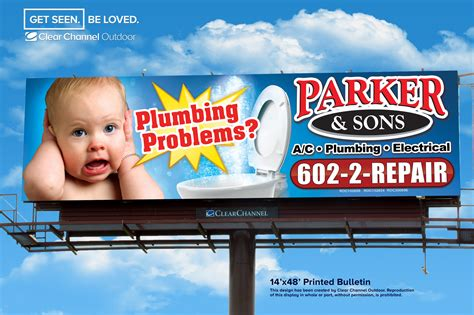 Par Plumbing by Par Plumbing Problems V5 Cco Print Mock Billboard Comp