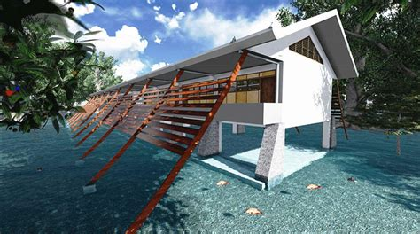 aerodynamic house design floating house aerodynamic school top archi design contest