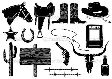 western silhouette clip art free com shop horseshoe