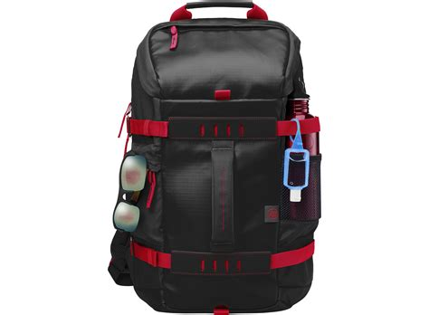 Hp 15 6 Odyssey Backpack Black hp 15 6 in odyssey black backpack hp store singapore