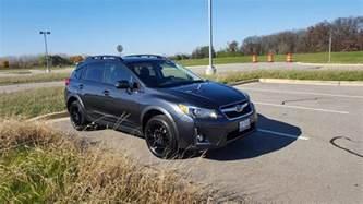 Subaru Crosstrek Sport Package 2016 Crosstrek Limited W Sport Package Nasioc