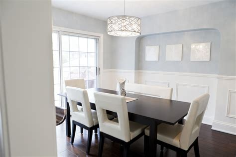 modern wainscoting trends whimsical dining room contemporary dining room