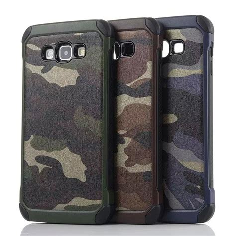 Samsung J2 Prime Grand Prime Anti Anti Shock Softcas cool for galaxy s6 edge plus note 5 4 s5 a5 a8 e5 combo armor defender camouflage