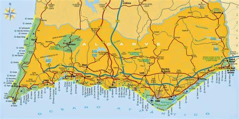 Porches Algarve Map by Lume Amp Ar O Algarve