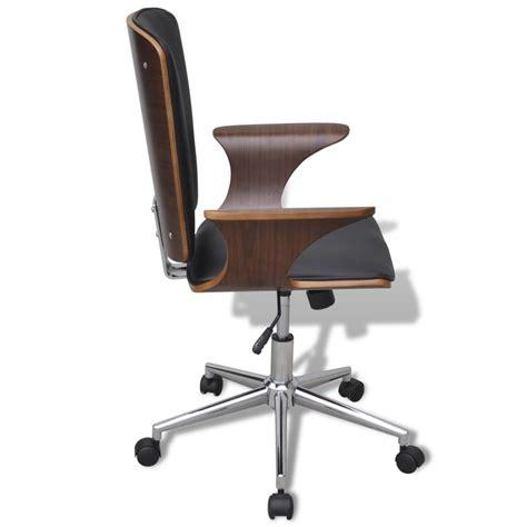 sedia girevole ufficio articoli per sedia da ufficio girevole in legno curvato e