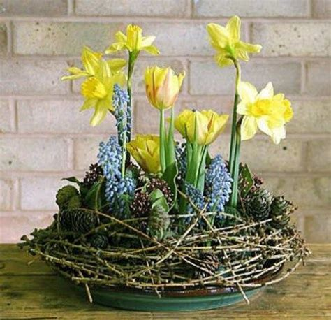 spring flower arrangement ideas beautiful spring flower arrangements comfydwelling com