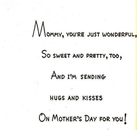 mothers day card messages 49 best mother s day messages and quotes images on
