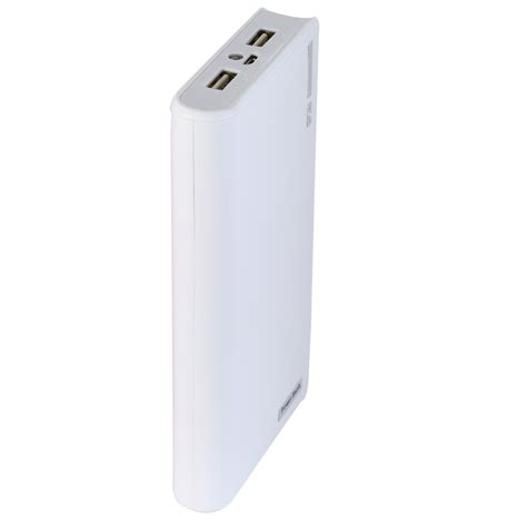 external cellphone battery charger 20000mah backup power bank portable external battery