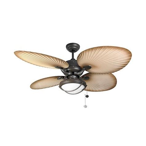 fantasia palm 52 inch ceiling fanm light celing fan with