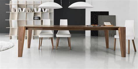 tavolo quadrato allungabile legno pulse 175 tavolo allungabile in legno italy design
