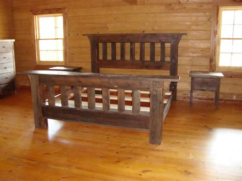 Reclaimed Barn Wood Furniture Real Wood Furniture Wooden Furniture Ideas