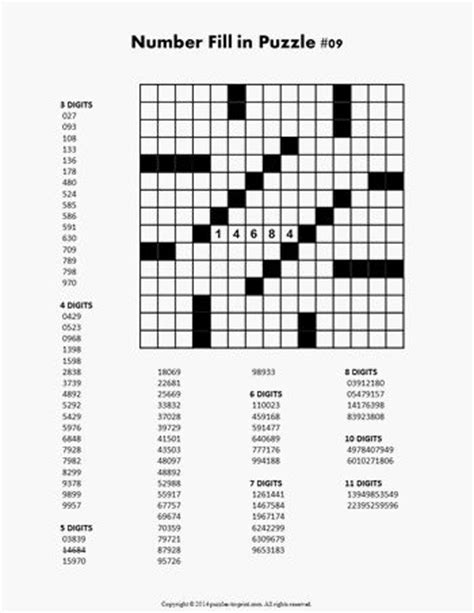 printable fill in word games 17 best images about number puzzles on pinterest samsung