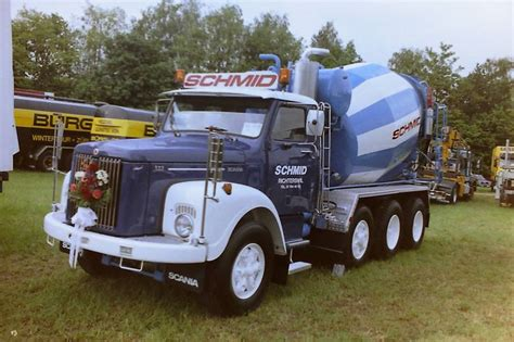 Cement European Classics 45 best european concrete mixer trucks 2 legends