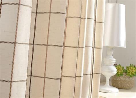 beige tartan curtains curtainsmarket blog curtain market blog