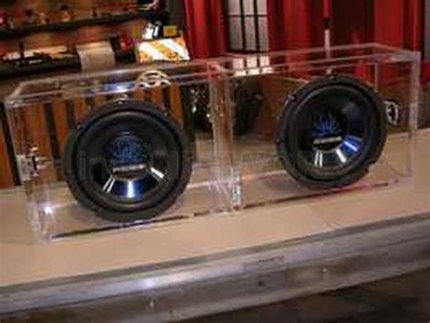 Box Speaker 6 box speaker 6 supplier acrylic jakarta