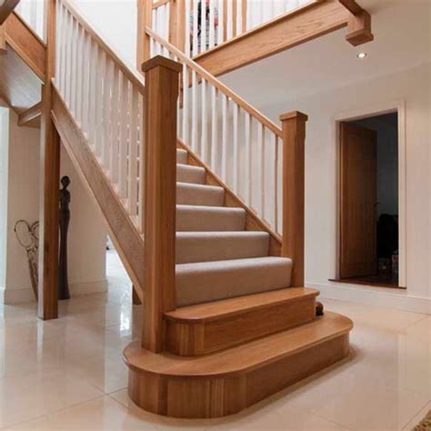 wooden stair case staircase design vetrovetro