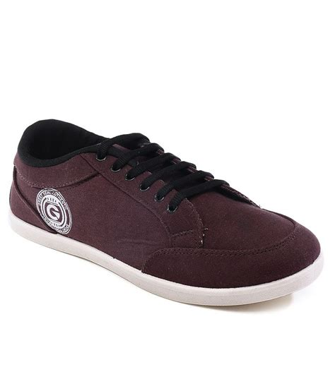 globalite lifestyle sneakers purple casual shoes buy