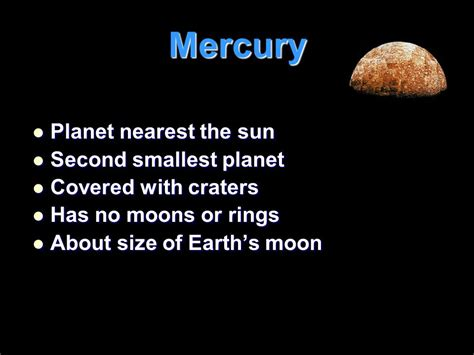 What Is The Closet Planet To The Sun by Our Solar System Origins Of The Solar System Astronomy Ppt