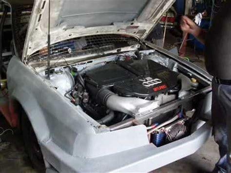 Audi 80 V8 by Audi 80 V8 Biturbo