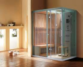 sauna dusche luxury steam shower bathtub combo home improvement