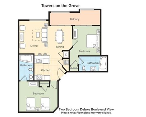 towers on the grove floor plan wyndham towers on the grove floor plan meze blog