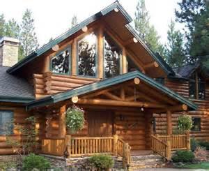 Beautiful log home decor 457208