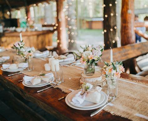 Hochzeitstag Tischdeko by Tischdekorationsideen F 252 R Den Hochzeitstag Trendomat