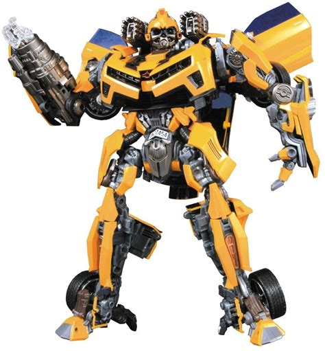 Robot Transgormer Bumblebee 301 moved permanently